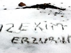 Mevsim'in İlk Kar'ı Düştü