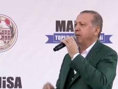 Erdoğan: Kandil'i ve Sincar'ı yerle bir ederiz