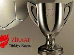 Türkiye Kupası'nda, kuralar çekildi