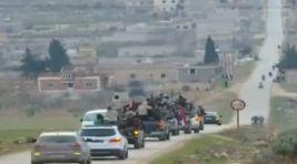 Milisler, Afrin'e girdi iddiasıyla ilgili Ankara'da ilk yorum