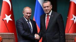 Erdoğan ve Putin, 'Afrin ile İdlib'i görüştü