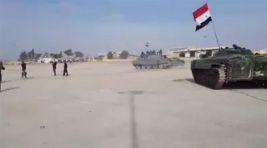 Reuters duyurdu: Esad'a bağlı güçler, Afrin'e girmeye başladı
