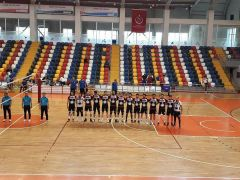 Sungurlu Voleybol Takımı 1. lige yükseldi