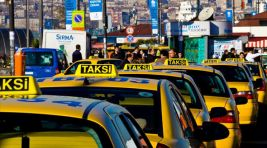 Taksilerle ilgili bakanlıktan sürpriz adım