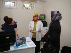 Sincan'da ücretsiz kanser taraması