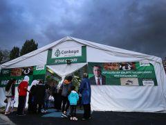 Çankaya Belediyesi, 5 noktada iftar çadırı kuracak