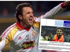 Galatasaray'ın efsane futbolcusu Ankara'ya geliyor