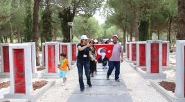 Kültür gezileri ile 3 ayda 6 bin 255 kişi gezdi