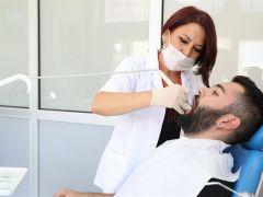 Bayraklı'da 9 yılda ücretsiz 8'inci diş polikliniği