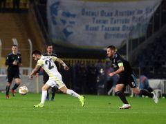 Fenerbahçe, UEFA Avrupa Ligi'nde bir üst tura yükseldi