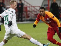 Galatasaray, UEFA Şampiyonlar Ligi'nden elendi