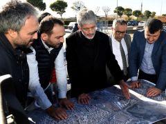 Sincan OSB-Yenikent arasındaki yol genişletme çalışmaları sürüyor