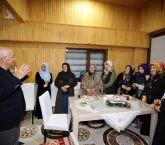 Başkan Yaşar, Yakacık sakinleri ile bir araya geldi