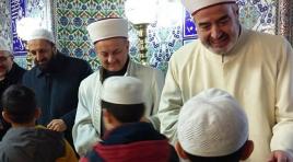 Şimdi de camilere 'Gençlik Kolları' kuruluyor