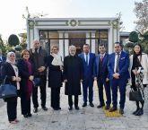 Ankara Büyükşehir'e bir kardeş şehir daha