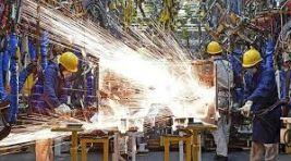 Sanayi üretimi geriledi