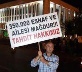CHP'nin servis plakalarına tahdit teklifi, AKP'lilerin oylarıyla reddedildi