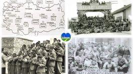 Aydınlanma ve Eğitimin seferberliği Köy Enstitüleri kuruluşunun 79'uncu yıldönümünü kutluyor…