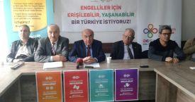 Yaşanabilir Türkiye istiyorlar