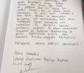 EKREM İMAMOĞLU İKİNCİ DEFA ANITKABİR'de