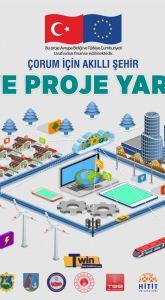 Çorum Belediyesinden ödüllü fikir ve proje yarışması