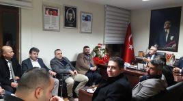 Osmancık Dernekler Federasyonu Ankara'ya çıkarma yaptı