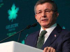Ahmet Davutoğlu: Yeni FETÖ'ler mi esir aldı iktidarı!