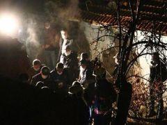 Ankara'da ailesinin evden kovduğu genç, baraka yangınında öldü