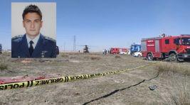 Türk Yıldızları'na ait NF-5 uçağı düştü: Pilot şehit